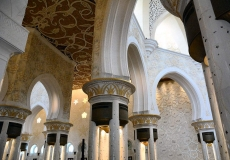 Gallery Non-Sports; The Sheikh Zayed Grand Mosque - Abu Dhabi, UAE (53)