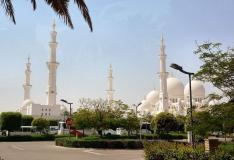 Gallery Non-Sports; The Sheikh Zayed Grand Mosque - Abu Dhabi, UAE (7)