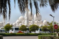 Gallery Non-Sports; The Sheikh Zayed Grand Mosque - Abu Dhabi, UAE (8)