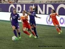 Gallery NWSL Soccer- Orlando Pride 3 vs Houston Dash 1