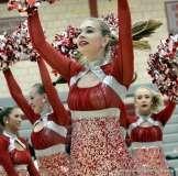 CIAC Cheer and Dance; Wolcott High - Photo # . (105)