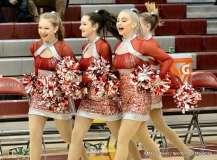 CIAC Cheer and Dance; Wolcott High - Photo # . (158)