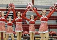 CIAC Cheer and Dance; Wolcott High - Photo # . (34)