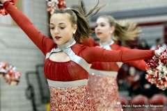 CIAC Cheer and Dance; Wolcott High - Photo # . (52)