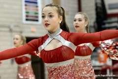 CIAC Cheer and Dance; Wolcott High - Photo # . (55)