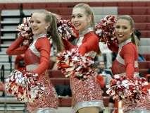 CIAC Cheer and Dance; Wolcott High - Photo # . (81)