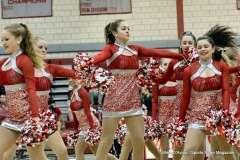 CIAC Cheer and Dance; Wolcott High - Photo # . (89)