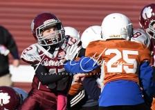 Pop Warner Football - Div III 12U N.E. Regional Championship - Naugatuck CT 28 vs. Springfield MA 0 (11)