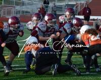 Pop Warner Football - Div III 12U N.E. Regional Championship - Naugatuck CT 28 vs. Springfield MA 0 (136)