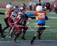 Pop Warner Football - Div III 12U N.E. Regional Championship - Naugatuck CT 28 vs. Springfield MA 0 (147)