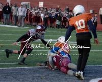 Pop Warner Football - Div III 12U N.E. Regional Championship - Naugatuck CT 28 vs. Springfield MA 0 (148)