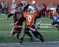 Pop Warner Football - Div III 12U N.E. Regional Championship - Naugatuck CT 28 vs. Springfield MA 0 (152)