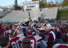 Pop Warner Football - Div III 12U N.E. Regional Championship - Naugatuck CT 28 vs. Springfield MA 0 (159)