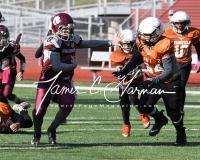 Pop Warner Football - Div III 12U N.E. Regional Championship - Naugatuck CT 28 vs. Springfield MA 0 (16)