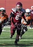 Pop Warner Football - Div III 12U N.E. Regional Championship - Naugatuck CT 28 vs. Springfield MA 0 (17)