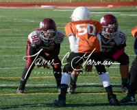 Pop Warner Football - Div III 12U N.E. Regional Championship - Naugatuck CT 28 vs. Springfield MA 0 (20)