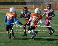 Pop Warner Football - Div III 12U N.E. Regional Championship - Naugatuck CT 28 vs. Springfield MA 0 (23)