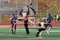 Pop Warner Football - Div III 12U N.E. Regional Championship - Naugatuck CT 28 vs. Springfield MA 0 (26)