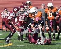 Pop Warner Football - Div III 12U N.E. Regional Championship - Naugatuck CT 28 vs. Springfield MA 0 (32)