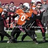 Pop Warner Football - Div III 12U N.E. Regional Championship - Naugatuck CT 28 vs. Springfield MA 0 (34)