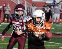 Pop Warner Football - Div III 12U N.E. Regional Championship - Naugatuck CT 28 vs. Springfield MA 0 (36)