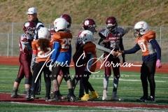 Pop Warner Football - Div III 12U N.E. Regional Championship - Naugatuck CT 28 vs. Springfield MA 0 (4)