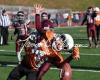 Pop Warner Football - Div III 12U N.E. Regional Championship - Naugatuck CT 28 vs. Springfield MA 0 (40)