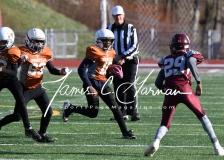 Pop Warner Football - Div III 12U N.E. Regional Championship - Naugatuck CT 28 vs. Springfield MA 0 (45)