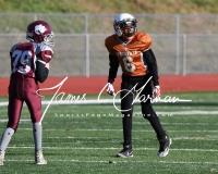 Pop Warner Football - Div III 12U N.E. Regional Championship - Naugatuck CT 28 vs. Springfield MA 0 (49)