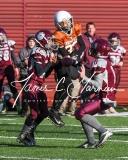 Pop Warner Football - Div III 12U N.E. Regional Championship - Naugatuck CT 28 vs. Springfield MA 0 (50)