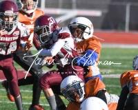 Pop Warner Football - Div III 12U N.E. Regional Championship - Naugatuck CT 28 vs. Springfield MA 0 (55)