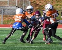 Pop Warner Football - Div III 12U N.E. Regional Championship - Naugatuck CT 28 vs. Springfield MA 0 (58)