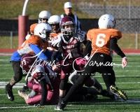 Pop Warner Football - Div III 12U N.E. Regional Championship - Naugatuck CT 28 vs. Springfield MA 0 (60)