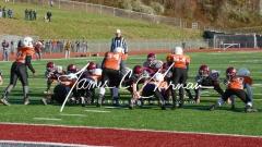 Pop Warner Football - Div III 12U N.E. Regional Championship - Naugatuck CT 28 vs. Springfield MA 0 (65)