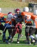 Pop Warner Football - Div III 12U N.E. Regional Championship - Naugatuck CT 28 vs. Springfield MA 0 (66)