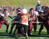Pop Warner Football - Div III 12U N.E. Regional Championship - Naugatuck CT 28 vs. Springfield MA 0 (67)