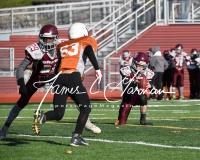 Pop Warner Football - Div III 12U N.E. Regional Championship - Naugatuck CT 28 vs. Springfield MA 0 (70)