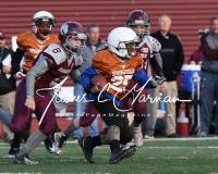 Pop Warner Football - Div III 12U N.E. Regional Championship - Naugatuck CT 28 vs. Springfield MA 0 (73)