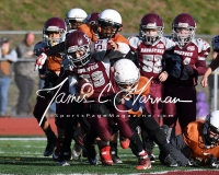 Pop Warner Football - Div III 12U N.E. Regional Championship - Naugatuck CT 28 vs. Springfield MA 0 (81)