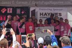 Pounding the Pavement for Pink 5K - Awards (5)