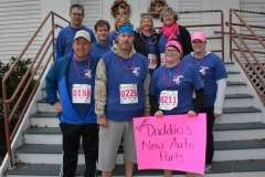 Pounding the Pavement for Pink 5K- Team Photos (26)