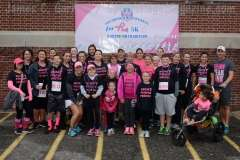 Pounding the Pavement for Pink 5K- Team Photos (50)