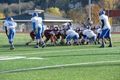 Southern CT Pop Warner Div III U12 Football Semi-Finals Naugatuck 33 vs Newington 0; Photo (29)