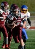 Southern CT Pop Warner Div III U12 Football Semi-Finals Naugatuck 33 vs Newington 0; Photo (33)