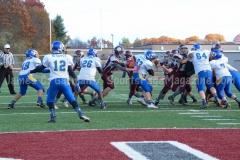 Southern CT Pop Warner Div III U12 Football Semi-Finals Naugatuck 33 vs Newington 0; Photo (40)