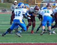 Southern CT Pop Warner Div III U12 Football Semi-Finals Naugatuck 33 vs Newington 0; Photo (42)