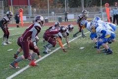Southern CT Pop Warner Div III U12 Football Semi-Finals Naugatuck 33 vs Newington 0; Photo (49)