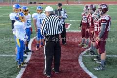 Southern CT Pop Warner Div III U12 Football Semi-Finals Naugatuck 33 vs Newington 0; Photo (9)
