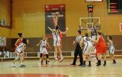 Spanish League Rivas Promete 59 vs. Snatts Femení Sant Adriá 53 (1)