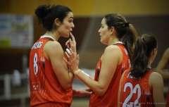Spanish League Rivas Promete 59 vs. Snatts Femení Sant Adriá 53 (11)